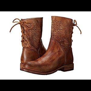 Bed Stu Bridgewater boot size 8 lace up